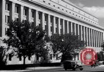 Image of Bureau of Engraving and Printing Washington DC USA, 1948, second 8 stock footage video 65675032336