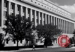 Image of Bureau of Engraving and Printing Washington DC USA, 1948, second 15 stock footage video 65675032336