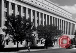 Image of Bureau of Engraving and Printing Washington DC USA, 1948, second 16 stock footage video 65675032336