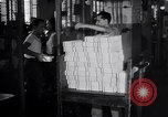 Image of Bureau of Engraving and Printing Washington DC USA, 1948, second 30 stock footage video 65675032336