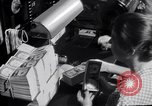 Image of Bureau of Engraving and Printing Washington DC USA, 1948, second 40 stock footage video 65675032336