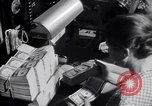 Image of Bureau of Engraving and Printing Washington DC USA, 1948, second 42 stock footage video 65675032336