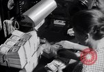 Image of Bureau of Engraving and Printing Washington DC USA, 1948, second 44 stock footage video 65675032336
