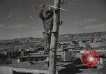 Image of new hydroelectric station Aoul Dagestan Russia, 1948, second 59 stock footage video 65675032340