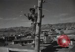Image of new hydroelectric station Aoul Dagestan Russia, 1948, second 60 stock footage video 65675032340