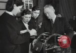 Image of drawing lottery tickets Russia, 1948, second 24 stock footage video 65675032341