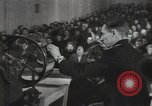 Image of drawing lottery tickets Russia, 1948, second 30 stock footage video 65675032341