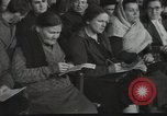 Image of drawing lottery tickets Russia, 1948, second 41 stock footage video 65675032341