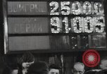Image of drawing lottery tickets Russia, 1948, second 57 stock footage video 65675032341