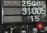 Image of drawing lottery tickets Russia, 1948, second 60 stock footage video 65675032341