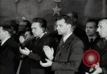 Image of pre-election gathering Molotov Moscow Russia, 1947, second 10 stock footage video 65675032344