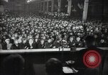 Image of pre-election gathering Molotov Moscow Russia, 1947, second 12 stock footage video 65675032344