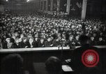 Image of pre-election gathering Molotov Moscow Russia, 1947, second 13 stock footage video 65675032344