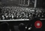 Image of pre-election gathering Molotov Moscow Russia, 1947, second 15 stock footage video 65675032344