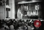 Image of lady addressing election gathering Russia, 1947, second 5 stock footage video 65675032345