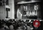 Image of lady addressing election gathering Russia, 1947, second 6 stock footage video 65675032345