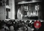 Image of lady addressing election gathering Russia, 1947, second 7 stock footage video 65675032345