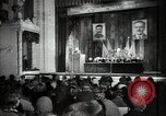 Image of lady addressing election gathering Russia, 1947, second 8 stock footage video 65675032345