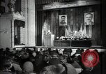 Image of lady addressing election gathering Russia, 1947, second 9 stock footage video 65675032345