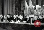 Image of lady addressing election gathering Russia, 1947, second 12 stock footage video 65675032345