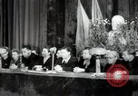 Image of lady addressing election gathering Russia, 1947, second 13 stock footage video 65675032345