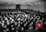 Image of lady addressing election gathering Russia, 1947, second 15 stock footage video 65675032345