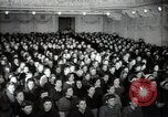 Image of lady addressing election gathering Russia, 1947, second 16 stock footage video 65675032345