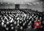 Image of lady addressing election gathering Russia, 1947, second 18 stock footage video 65675032345