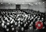 Image of lady addressing election gathering Russia, 1947, second 20 stock footage video 65675032345