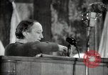 Image of lady addressing election gathering Russia, 1947, second 39 stock footage video 65675032345