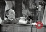Image of lady addressing election gathering Russia, 1947, second 41 stock footage video 65675032345