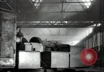 Image of manufacturing plant and farmers Russia, 1947, second 7 stock footage video 65675032346