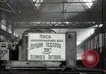 Image of manufacturing plant and farmers Russia, 1947, second 15 stock footage video 65675032346