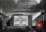 Image of manufacturing plant and farmers Russia, 1947, second 16 stock footage video 65675032346