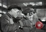 Image of manufacturing plant and farmers Russia, 1947, second 18 stock footage video 65675032346