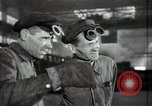 Image of manufacturing plant and farmers Russia, 1947, second 21 stock footage video 65675032346