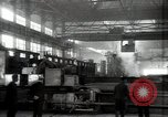 Image of manufacturing plant and farmers Russia, 1947, second 29 stock footage video 65675032346