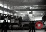 Image of manufacturing plant and farmers Russia, 1947, second 30 stock footage video 65675032346