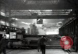 Image of manufacturing plant and farmers Russia, 1947, second 31 stock footage video 65675032346