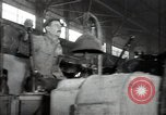 Image of manufacturing plant and farmers Russia, 1947, second 33 stock footage video 65675032346