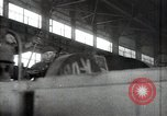 Image of manufacturing plant and farmers Russia, 1947, second 34 stock footage video 65675032346