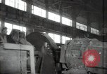 Image of manufacturing plant and farmers Russia, 1947, second 35 stock footage video 65675032346