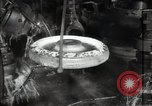 Image of manufacturing plant and farmers Russia, 1947, second 59 stock footage video 65675032346