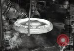 Image of manufacturing plant and farmers Russia, 1947, second 60 stock footage video 65675032346