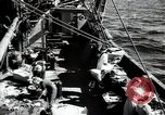 Image of Students studying specimens Sea of Okhotsk, 1947, second 20 stock footage video 65675032348
