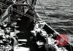 Image of Students studying specimens Sea of Okhotsk, 1947, second 21 stock footage video 65675032348