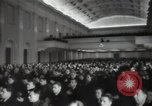 Image of meeting Moscow Russia Soviet Union, 1947, second 9 stock footage video 65675032350