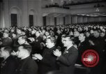 Image of meeting Moscow Russia Soviet Union, 1947, second 22 stock footage video 65675032350
