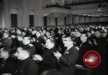 Image of meeting Moscow Russia Soviet Union, 1947, second 23 stock footage video 65675032350