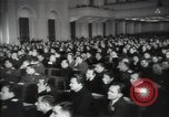 Image of meeting Moscow Russia Soviet Union, 1947, second 59 stock footage video 65675032350
